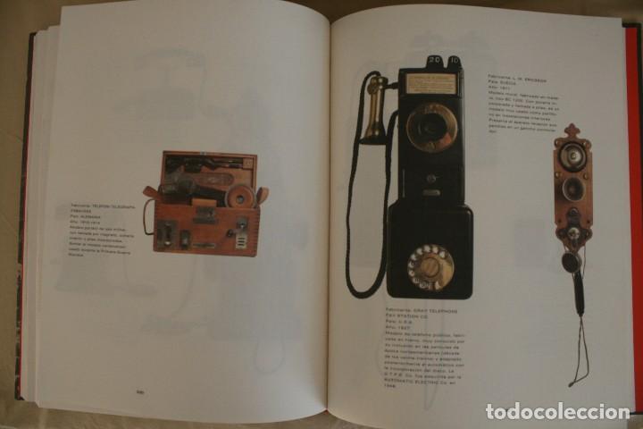 Teléfonos: LIBRO: COLECCIÓN HISTORICO-TECNOLOGICA DE TELEFONICA – HISTORIA TECNOLOGIA TELEFONO RADIO TELEFONIA - Foto 17 - 73941547