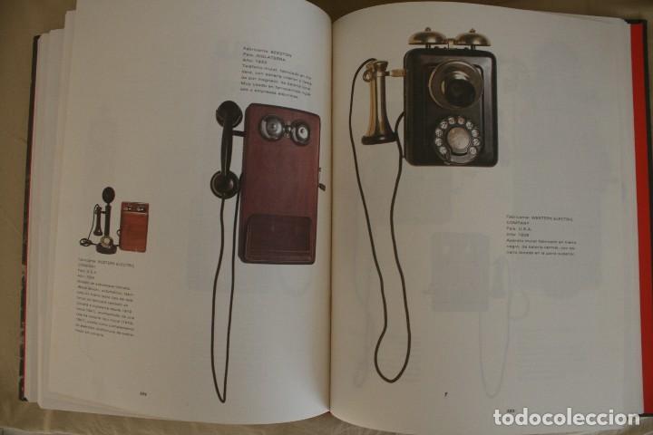 Teléfonos: LIBRO: COLECCIÓN HISTORICO-TECNOLOGICA DE TELEFONICA – HISTORIA TECNOLOGIA TELEFONO RADIO TELEFONIA - Foto 18 - 73941547