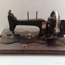 Antigüedades: MAQUINA DE COSER. Lote 73985439