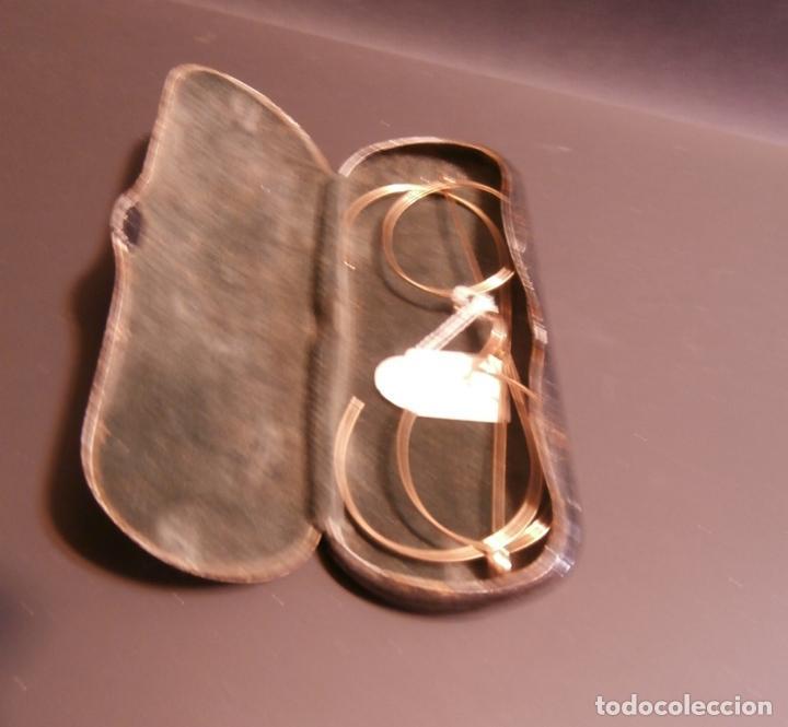 Antigüedades: Gafas con su caja. - Foto 2 - 74111075