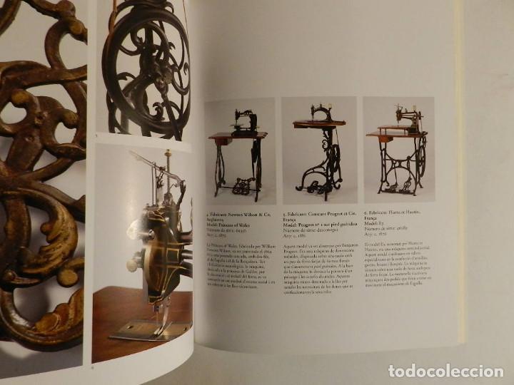 Antigüedades: POSANT FIL A LAGULLA. UNA APROXIMACIÓ A LA MAQUINA DE COSIR. FUND. CAIXA GIRONA 2008 - Foto 5 - 74253015