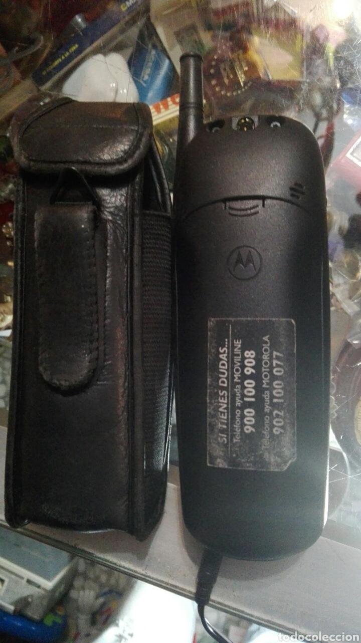Teléfonos: Teléfono motorola con funda y cargador funciona - Foto 2 - 74570497