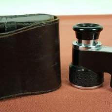Antigüedades: BINOCULARES DE OPERA IOMSA MODELO GLAMOUR. FUNDA ORIGINAL. CIRCA 1960.. Lote 69499729