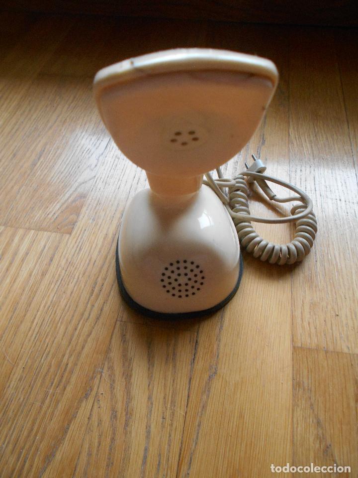 Teléfonos: TELEFONO ERICSSON ERICOFON MODELO COBRA, BLANCO HUESO, años 60 o 70 - Foto 7 - 74791423