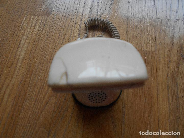 Teléfonos: TELEFONO ERICSSON ERICOFON MODELO COBRA, BLANCO HUESO, años 60 o 70 - Foto 8 - 74791423