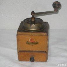 Antigüedades: MOLINILLO DE CAFE ANTIGUO (ZASSENHAUS). Lote 115217108
