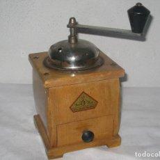 Antigüedades: MOLINILLO DE CAFE ANTIGUO ALEMÁN. Lote 74992323