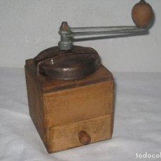 Antigüedades: MOLINILLO DE CAFE ANTIGUO. Lote 75031663