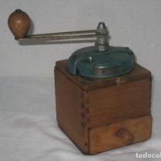 Antigüedades: MOLINILLO DE CAFE ANTIGUO. Lote 75032211