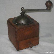 Antigüedades: MOLINILLO DE CAFE ANTIGUO. Lote 75056979