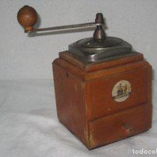Antigüedades: MOLINILLO DE CAFE ANTIGUO. Lote 75060351