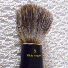 Antigüedades: BROCHA AFEITAR BETER. Lote 51250662