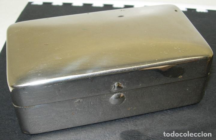 Antigüedades: Antigua maquinilla de afeitar desmontable FENIX?? - Foto 5 - 75121339