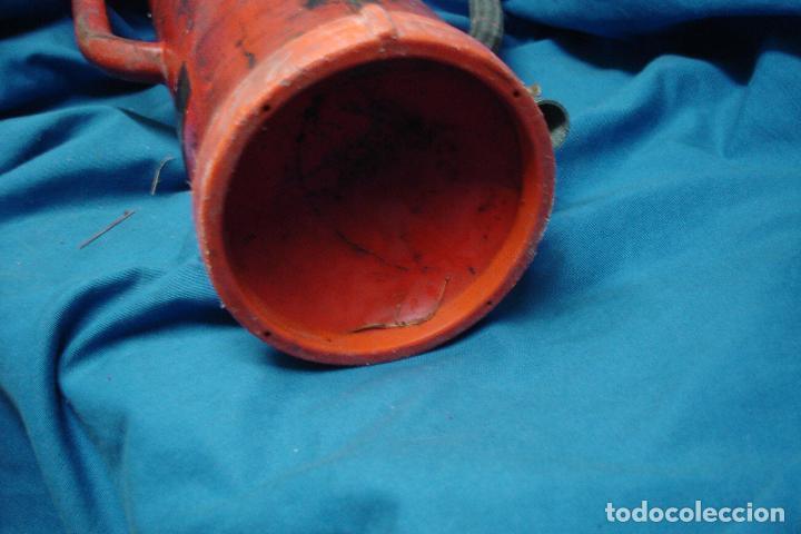 Antigüedades: EXTINTOR RIGUPAR - BARCELONA 1974 - Foto 2 - 75258687