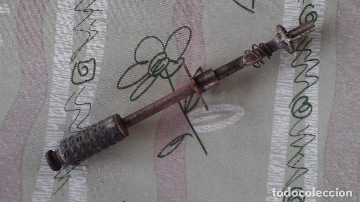 Antigüedades: maquina de escribir mignon aeg - Foto 6 - 27139599