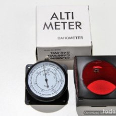 Antigüedades: ALTIMETRO Y BAROMETRO N120114. Lote 75601065