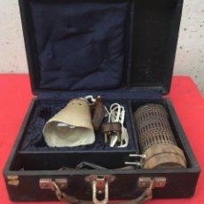 Antigüedades: LOTE INSTRUMENTO MEDICO MEDICINA CIRUGIA CIRUJANO QUIRURGICO CALENTADOR DESINFECTADOR BARCELONA (5). Lote 75679215