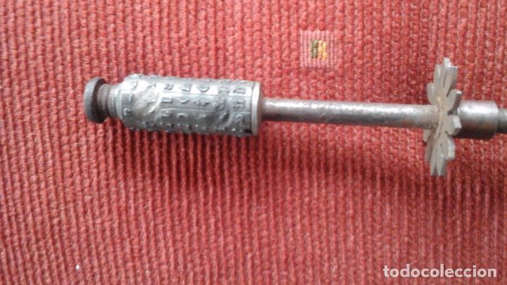 Antigüedades: maquina de escribir mignon aeg - Foto 13 - 27139599