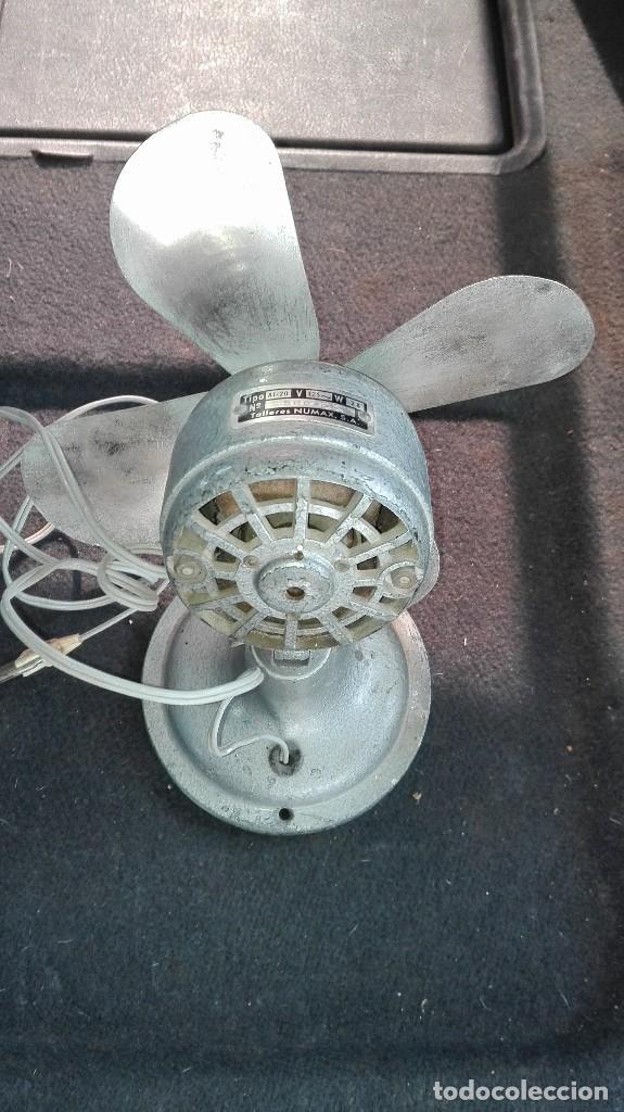 Antigüedades: ventilador numax - Foto 3 - 75873059
