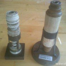 Antigüedades: REPRODUCCION MICROSCOPIOS CAMPANI-COMPUESTO. Lote 75939491