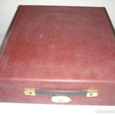 Antigüedades: MALETA - MALETIN PARA MAQUINA ESCRIBIR OLIVETTI. Lote 89868910