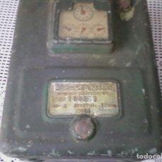 Antigüedades: CONTADOR DE GAS . ELSTER SA MADRID. Lote 76130123