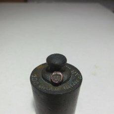 Antigüedades: PESA DE 100 GRAMOS FABRICANTE LLETJOS ARENYS. Lote 76186519