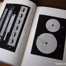 Antiguidades: LIBRO LA REGLA DE CALCULO J. MAS PORCEL - EDITORIAL LABOR 1956. - SLIDE RULE RECHENSCHIEBER -. Lote 76315599