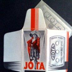 Antigüedades: HOJA DE AFEITAR ANTIGUA-JOTA-VINTAGE. Lote 76415219
