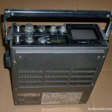 Antigüedades: ANTIGUO RADIO TELEVISOR. JVC MODELO 3050EU. DESCONOZCO SI FUNCIONA. BUEN ESTADO. VER FOTOS. Lote 76486999