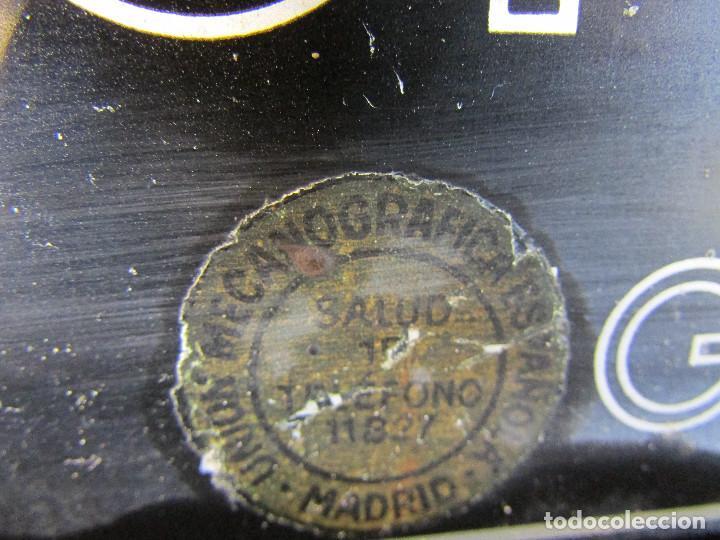 Antigüedades: Máquina de escribir año 1924 de sólo dos teclas MIGNON AEG. Funciona. De museo - Foto 5 - 76576367