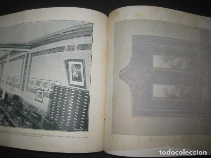 Antigüedades: EXPOSICION FABRIL Y ARTISTICA DE LAS MAQUINAS SINGER PARA COSER. ALBUM ILUSTRADO. 1901. - Foto 5 - 76593519