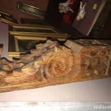 Antigüedades: MÁS DE VEINTE CANES DE MADERA DEL SIGLO XVII. Lote 76684331