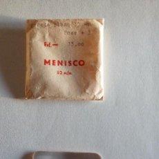 Antigüedades: ANTIGUO CRISTAL GRADUADO - MENISCO -13. Lote 76708723