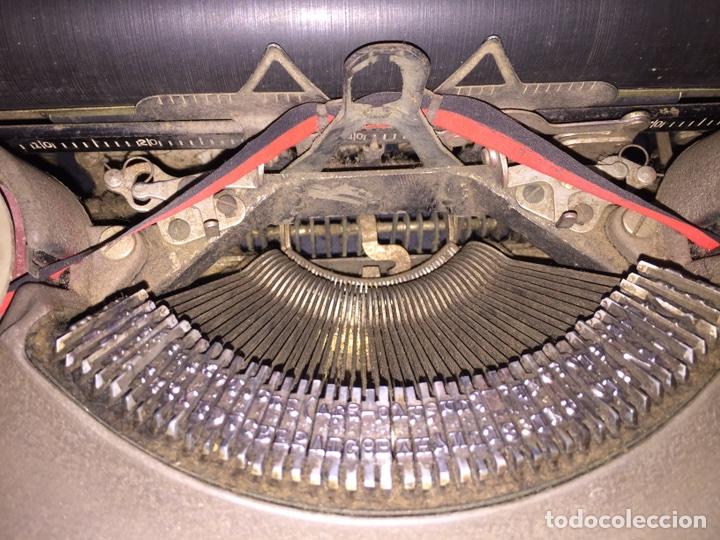 Antigüedades: Máquina de escribir Remington - Foto 3 - 110466118