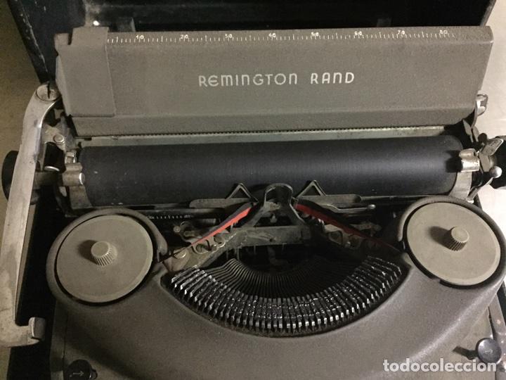 Antigüedades: Máquina de escribir Remington - Foto 7 - 110466118