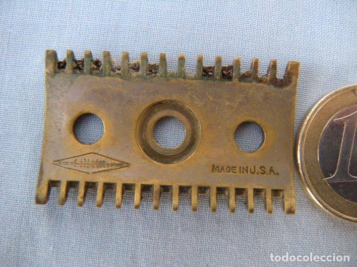 Antigüedades: ESTUCHE MAQUINILLA DE AFEITAR GUILLETTE - Foto 9 - 77116637