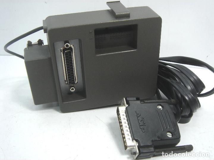 INTERFAZ -CONVERTIDOR PUERTO PARALELO A SERIE -IMPRESORA IBM/LEXMARK-79F4758-JAPAN 1991 (Antigüedades - Técnicas - Ordenadores hasta 16 bits (anteriores a 1982))