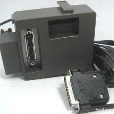 Antigüedades: INTERFAZ -CONVERTIDOR PUERTO PARALELO A SERIE -IMPRESORA IBM/LEXMARK-79F4758-JAPAN 1991. Lote 77308305