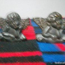 Antigüedades: PRECIOSA PAREJA DE TIRADORES MODERNISTAS. Lote 77370545