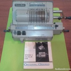 Antigüedades: CALCULADORA ORIGINAL ODHNER AÑO 1965.. Lote 77371045