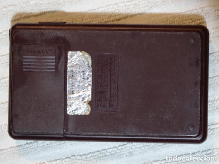 Antigüedades: calculadora CASIO Memory 81 Calculator Electronic Led verde green Vintage - Foto 2 - 77647681
