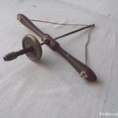 Antiquitäten - herramienta TALADRO BERBIQUI DE JOYERO O RELOJERO - 77836269