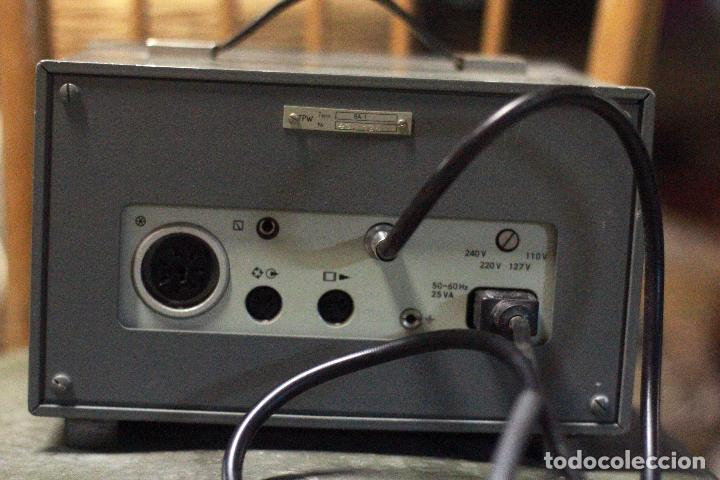 Antigüedades: ANTIGUO APARATO PROCEDENTE DE LABORATORIO CIENTIFICO. schaltgerät belichtungsautomatik - Foto 3 - 77923665