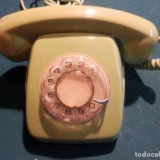 Teléfonos: TELÉFONO DE SOBREMESA HERALDO APA-8008-GPA-N / S-40006 / ECUALIZADO - CITESA, MÁLAGA - COLOR VERDE. Lote 110510370