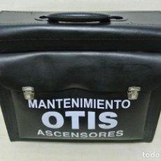 Antigüedades: MALETA DE HERRAMIENTAS OTIS . Lote 78184181