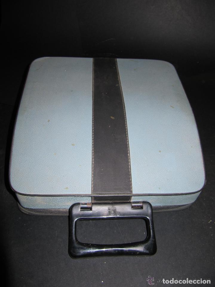 Antigüedades: Máquina de escribir portátil - Foto 2 - 78253681