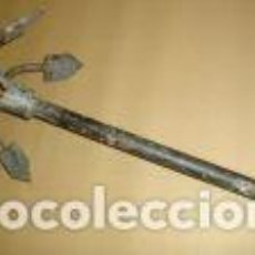 Antigüedades: ANTIGUA ANCLA TAMAÑO GRANDE. Lote 78276093
