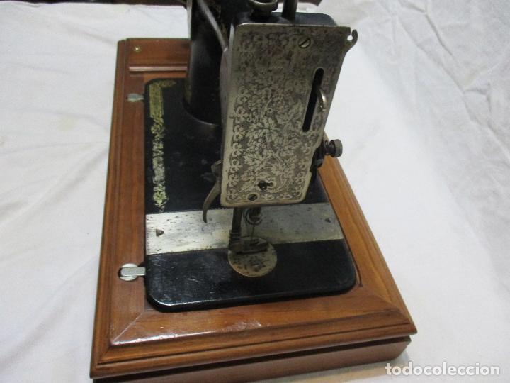 Antigüedades: MAQUINA DE COSER SINGER, ESCOCIA 1925 - Foto 12 - 78693397