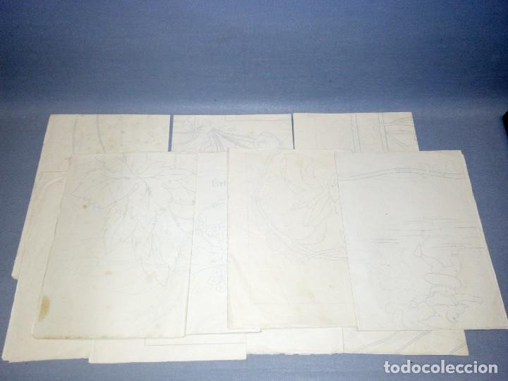 Antigüedades: 918- ANTIGUA MAQUINA/SET DE TEJER + 15 PATRONES ( THE EXCELSIOR MACHINE) - AÑO 1919 ( RARA) - Foto 9 - 78822381
